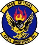 435 Munitions Sq emblem.png