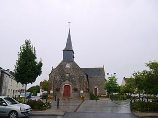Mouzeil Commune in Pays de la Loire, France
