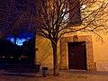 500 Biblioteca Pública de València, antic Hospital, portal est, vora el MuVIM.jpg