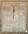 60 Rosoy-en-Multien, Cadran solaire n° 2..JPG