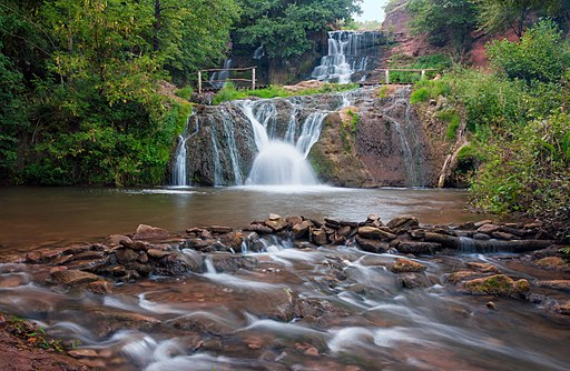 61-220-5012 Chervonohorod Waterfall RB 18