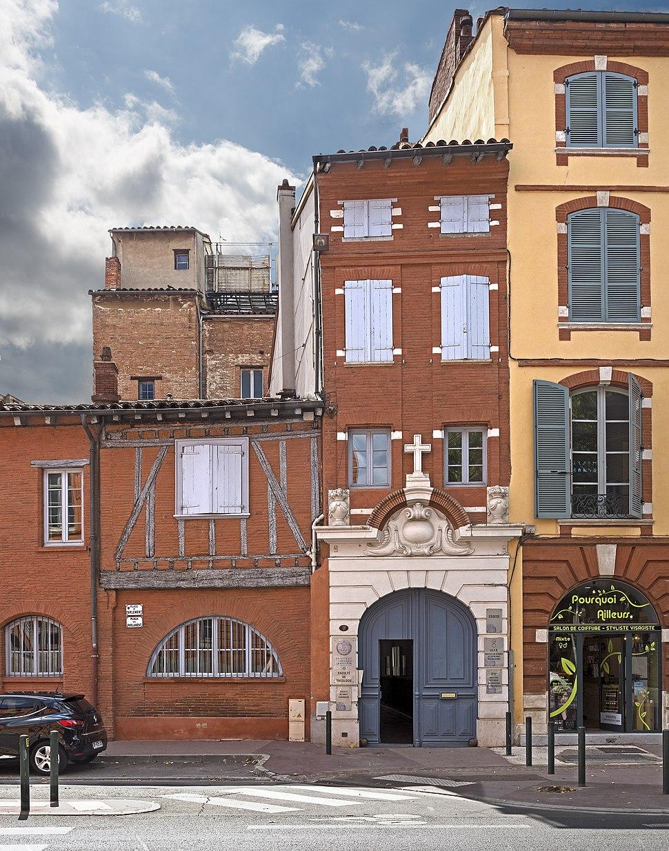 7, 8 place du Parlement Chapelle, Toulouse