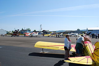 Independence State Airport airport in Oregon, United States of America