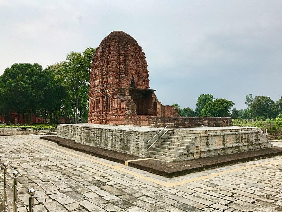 7th century Lakshmana Hindu temple, Sirpur Chhattisgarh India 1