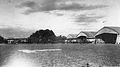 800th Aero Squadron - Flight B 1st AAOS Hangars and airplanes.jpg