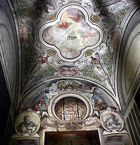 http://upload.wikimedia.org/wikipedia/commons/thumb/7/74/9490_-_Milano_-_S._Angelo_-_Tetragrammaton_-_Foto_Giovanni_Dall%27Orto_22-Apr-2007.jpg/290px-9490_-_Milano_-_S._Angelo_-_Tetragrammaton_-_Foto_Giovanni_Dall%27Orto_22-Apr-2007.jpg
