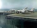 A-5A Vigilantes of VAH-1 being readied for launching c1964.jpg