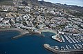 A0429 Tenerife, Adeje and harbour aerial view.jpg
