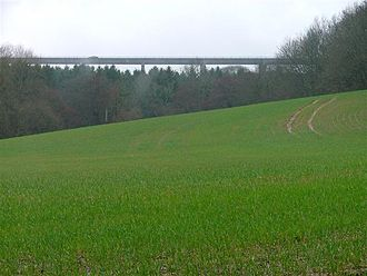 A19 road - Leven Viaduct