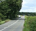 A3102 looking north toward Calne - geograph.org.uk - 1421891.jpg