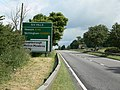 A46 Fosse Way at Six Hills - geograph.org.uk - 876975.jpg