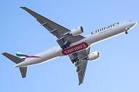 A6-ENV - B77W - Emirates