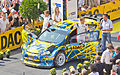ADAC Rallye Deutschland 2013 - Fahrerpräsentation auf dem Roncalliplatz-4699.jpg