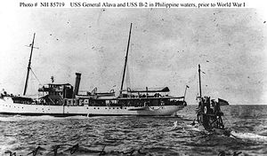 USS General Alava (AG-5) - Image: AG 5 General Alava