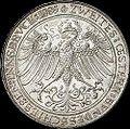 AHG 2 florin 1885 Schuetzenpreis reverse.jpg