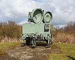 AN MPQ-46 High Power Illuminator Radar, Stevnfort Cold War Museum, Denmark, 2015-04-01-4828.jpg