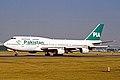 AP-BFX 2 B747-367 PIA Pakistan Intl MAN 23MAR03 (8360930618).jpg
