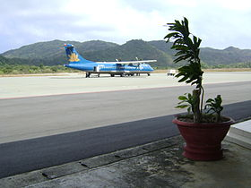 Image illustrative de l'article Aéroport de Côn Đảo