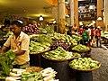A food market at Port Louis, Mauritius.jpg
