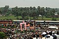 A huge gathering at Taregna near Patna to view the Eclipse on July 22, 2009.jpg