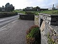 A plaque by the road - geograph.org.uk - 2112428.jpg