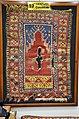 A preserved 19th century carpet (16289120886).jpg
