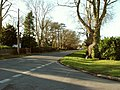 A view of Mill Road in Stock - geograph.org.uk - 681250.jpg