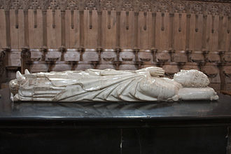 Pope Clement VI - Tomb of Clement VI