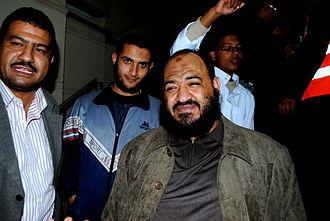 Al-Nour Party - Image: Abdel Moneim El Shahat