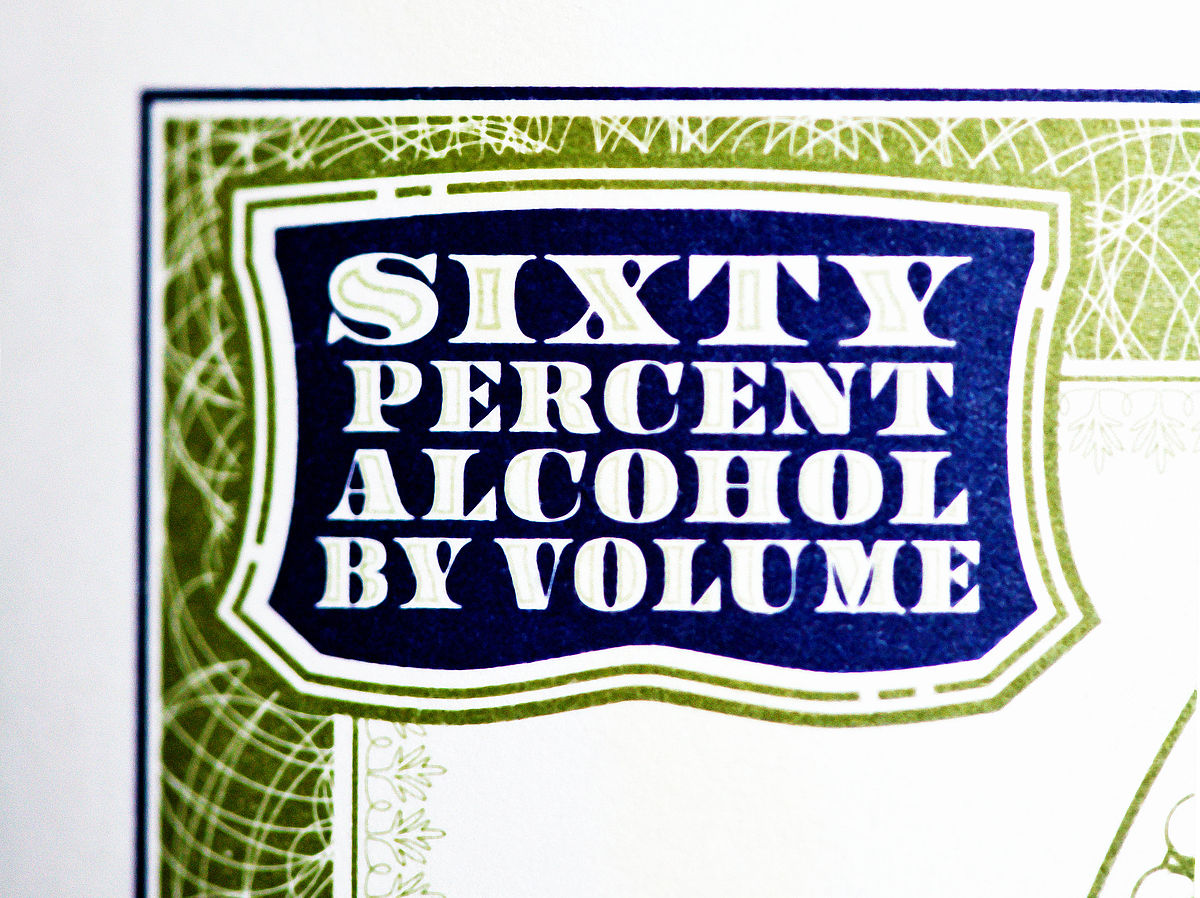 50 alcohol by volume