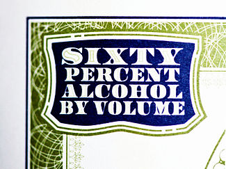 explain alcohol by volume
