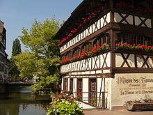 Restaurant Rue Des Charpentiers  Ef Bf Bd Strasbourg