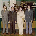 Abul Fateh with Family - 1977.jpg