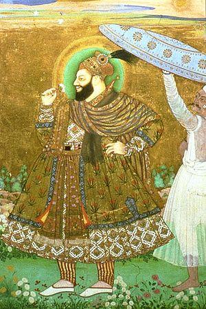 Abul Hasan Qutb Shah - Image: Abul Hasan Qutb Shah