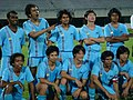 Actors portraying the 1970s Singapore national football team in Kallang Roar the Movie (2008) - 20080720.jpg