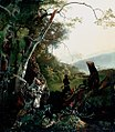 Adam Pijnacker - Landscape with Hunters sn896.jpg