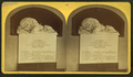 Adapted from Thorwaldsen's Lion of Lucerne. Memorial Hall, Colby University (now Colby College), from Robert N. Dennis collection of stereoscopic views.png