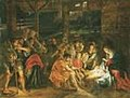 Adoration by the shepherds by Rubens (priv.coll.).jpg