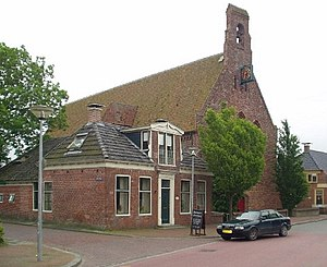 Aduard - Building from Aduard Abbey in 2005