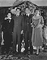 Adv of Ozzie and Harriet Nelson Family 1953.jpg