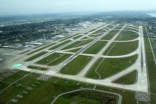 Seattle–Tacoma International Airport International airport serving Seattle, Washington, United States