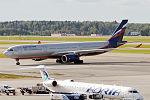 Aeroflot, VQ-BEL, Airbus A330-343 (21094356790).jpg