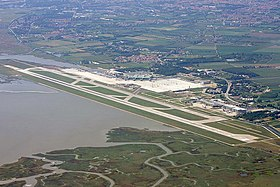 Image illustrative de l'article Aéroport de Venise - Marco Polo