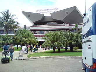 José Martí International Airport - Image: Aeropuerto José Martí