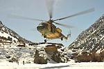 Afghan Air Force executes combat resupply in Kunar Valley (5517562725).jpg