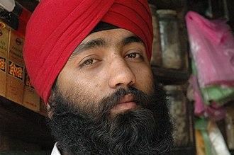 Sikhism in Afghanistan - Image: Afghan Sikh