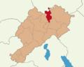 Afyonkarahisar location Bayat.png