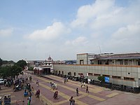 Agra Cantonment railway station - Visit During WCI 2016 (2).jpg