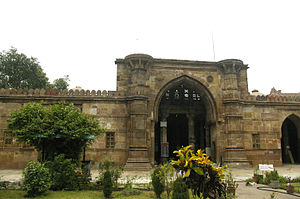 Ahmed Shah's Mosque - Ahmad Shah's Mosque