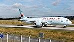 Air Canada Boeing 787-8 (C-GHPU) at Frankfurt Airport.jpg